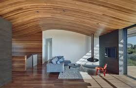 100 Wood On Ceilings Tube And Curved Ceiling Shape Skyline House Atop Eastbay
