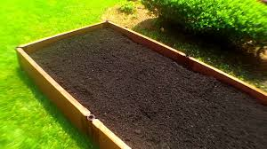 Raised Bed Soil Calculator by Vegetable Garden Soil Gardening Ideas
