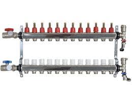 Pex Radiant Floor Heating by Pex M12 12 12 Loop 1 2