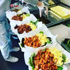 100 Food Trucks Durham BOs Kitchen Home North Carolina Menu Prices