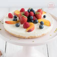 klassische philadelphia torte