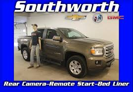 100 Used Pickup Truck Beds For Sale Bloomer GMC Canyon Vehicles For