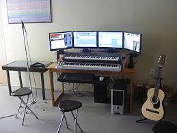Example Of Building A Recording Studio