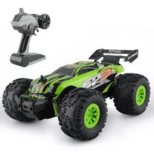100 Radio Control Monster Truck 118 Electric 24G RC Racing Car Remote