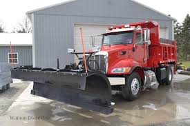 100 Truck With Snow Plow For Sale PETERBILT PLOW TRUCK S Peterbilt Trucks Plow