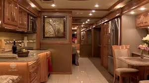 Tour The Inside Of Most Expensive RV At 2018 Calgary