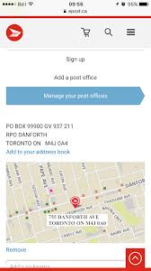 How Do I Use My FlexDelivery Address Canada Post