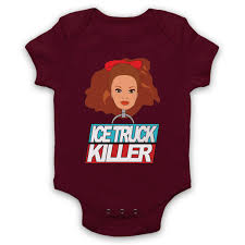 100 Dexter The Ice Truck Killer Details About ICE TRUCK KILLER UNOFFICIAL DEXTER CRIME TV KILLER BABY GROW BABYGROW GIFT
