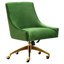 TOV Furniture Beatrix Swivel Upholstered Office Chair Green ... 90 Off Blue Upholstered Office Chair Chairs Heydon Fully Upholstered Office Chair No Arms Jk Fniture Baldridge Swivel Desk Bernie Phyls Wicker Midback Walnut Wood Conference In Black Leather Homestead Lacquered Lorry Modern Classic Beige Cedar Armrest Amazoncom Bankers With Arms Adjustable Height Mentor Office Chair Nuans Smudge Buckeye Rockers Deck With Solid Art Inc Contemporary Casters