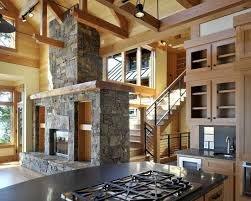 Log Cabin Kitchen Lighting Ideas by 104 Best Rustic Kitchen Ideas Images On Pinterest Architecture