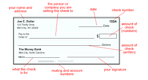 Money Basics Managing a Checking Account Page 5