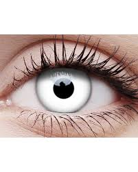 All White Halloween Contacts by Best 25 White Out Contacts Ideas On Pinterest Creepy Makeup