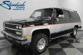 1989 Chevrolet Suburban 4X4 For Sale #74117 | MCG 1989 Chevrolet Ck 1500 Series C1500 Cheyenne Stock 262405 For Pickup Silverado Pinterest Nascar 1986 K30 Crew Cab 44 Silverado Sale Suburban R10 Biscayne Auto Sales Preowned S10 14 Mile Drag Racing Timeslip Specs 060 Chevy Rear Dually Fenders Lowest Prices Extended Cab View All V30 1 Ton Crew Loaded Whit Tan 68k Parts Unique Have A Old 89 Hey Yall Blowout Sale 50 Off Support And 3500 Ext Flatbed Truck Sold At Gmc Sierra Gateway Classic Cars 747ndy
