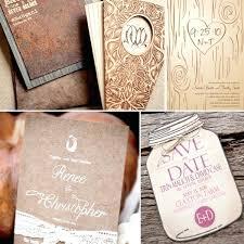 Affordable Rustic Wedding Invitations Laurel Simple Paper Shabby