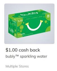 Bubly Sparkling Water 049 A Case At Kroger
