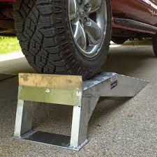 100 Heavy Duty Truck Service Ramps Aluminum 7000 Lbs Capacity