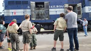 100 Truck Transportation Merit Badge Boy Scout Clinic Fall 2018 Southeastern Railway Museum