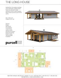 100 Long House Design Purcell Timber Frames The Precrafted Home Company The