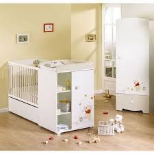 cdiscount chambre bébé winnie lit combiné evolutif bébé doodle craft 60x120 cm achat