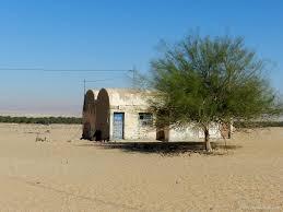 100 L Oasis Tunisie Ct Terre Maison Dun Village Fantme Ct De L