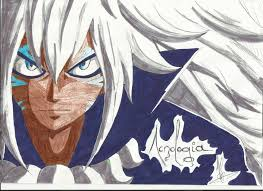 Acnologia Human In Fairy Tail Manga 436 3 By Kida 18reshiramshiny