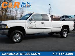100 Pickup Truck Sleeper Cab 1998 Dodge Ram 2500 For Sale Nationwide Autotrader