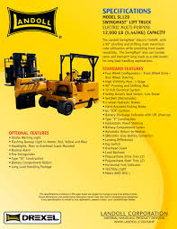 Landoll Corporation Drexel SL 120 Forklift Truck - Landoll - PDF ... Reversing Reverse Beep Siren Alarm Light Bulb Amazoncouk Car Fire Truck And Emergency Vehicle Backup Alarms Federal Signal Wolo Backup Alarms For Cars Trucks Rvs Industrial Equipment More Universal Backup Warning Alarm 102db Beeper Heavy Smart Back Up Selfadjusting 82 To 3wrt4sa950 Black Scorpion Straight Camera Perbezaan Harga 60w 5 Sound Electronic Siren Rattling Reversing Past With Beep Effect Back Up Grote 73040 Electronc Calipers Parts Amazon Canada Homyl Great Performance 12v 105 Db Reverse