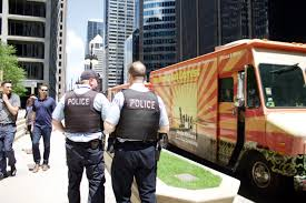 100 Chicago Food Trucks Amid Heavy Ticketing Challenge To Food Truck Regulations