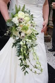 A Gorgeous Long Cascading Bouquet