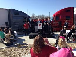 100 Knight Trucking Company Transportation Opens Regional Operations Service Center In