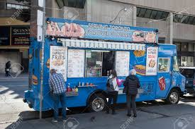 Toronto, Canada - Oct 16, 2017: People Eating Lunch At A Hot.. Stock ... Study Finds Food Trucks Sell Safer Than Restaurants Time Toronto Moves To Loosen Restrictions On Food Trucks The Globe And Mail Truck Threatens Shutter Game Of Thrones Dinner Eater Twitter Catch Sushitto On The Road At 25 Alb Softy Roaming Hunger Kal Mooy 8 New Appetizing Eateriesonwheels Taste Test Truckn Best New In 2013 For Yogurtys Pinterest Fest Shows Canjew Attitude Forward Inhabitat Green Design Innovation Architecture