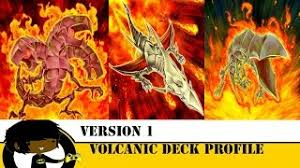 Yugioh Volcanic Deck April 2015 by Volcanic Deck Profile August 2015 Music Jinni