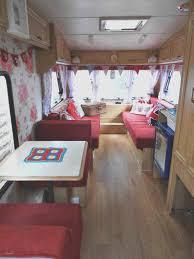 Rv Interior With Bed Diy Rhpneumatictireus Best Of Vintage Camper Remodel Ideas Rhcom Inside