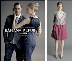 Banana Rrepublic Dress 2014 Collection Men And Women