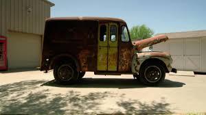 100 The Milk Truck Street Rod Texas Metal