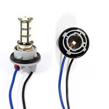 Requires Non Shunted Lamp Holders Tombstones by Amazon Com 2 Pack Light Bulb Extension Replacement Socket Ba15s