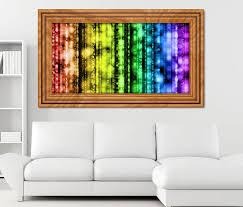 3d wandtattoo abstrakt hintergrund moderne kunst selbstklebend wandbild sticker wohnzimmer wand aufkleber 11k301 wandtattoos und leinwandbilder