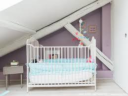 chambre bébé mansardée la chambre bébé de lou mon bébé chéri