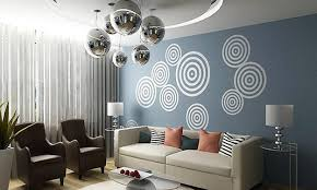 Decorating Walls With Paint Fair Ideas Decor Modern Wall Decorative Painting Patterns