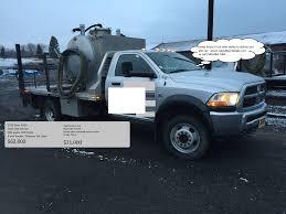 100 Used Service Trucks Portable Restroom