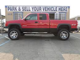 100 Cheap Chevy Trucks For Sale By Owner 2003 Chevrolet 2500 HD 4X4 Chevrolet 2500 Chevrolet