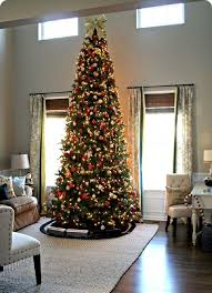 37 Best Christmas Tree Images On Pinterest 9 Ft Pre Lit Clearance