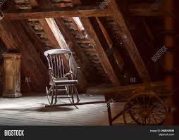 Old House Attic Retro Image & Photo (Free Trial) | Bigstock Sussex Chair Old Wooden Rocking With Interesting This Vintage Wood Childs With Brown Rush Seat Antique Child Oak Windsor Cane And Back Rocker Free Stock Photo Freeimagescom 1830s Life Atimeinlife Amazoncom Kid Rustic Kids Indoor Chairs Classic Details That Deliver Virginia House Cherry Folding Foldable