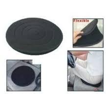 siege auto pour mal de dos de 2 disque coussin de transfert pivotant pour mal de dos voiture