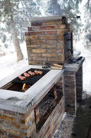 Best 25 Brick grill ideas on Pinterest