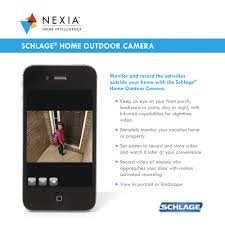 Where to Schlage WCO100NX N N SL Home Outdoor Camera with