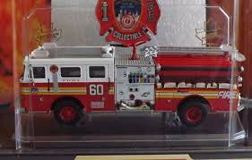 100 Code 3 Fire Trucks Buffalo Road Imports Seagrave 1997 City Of NY Engine FIRE