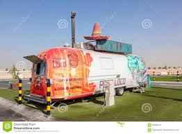 Poco Loco - A Mexican Food Truck In Dubai Editorial Photo - Image Of ...