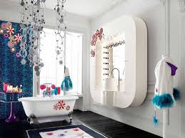 Lovely Girls Bathroom Ideas With Freestanding White Acrylic Bathtub ... 50 Lovely Girls Bathroom Ideas Hoomdesign Chandelier Cute Designs Boys Teenage Girl Children Llama Wallpaper By Jennifer Allwood _ Accsories Jerusalem House Cool Bedroom For The New Way Home Decor Several Retro Stylish White And Pink A Golden Inspired Palm Print And Vintage Decorating 1000 About Luxury Archauteonluscom Really Bathrooms Awesome Tumblr