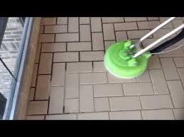 oreck commercial orbiter floor machine porcelain ceramic tile